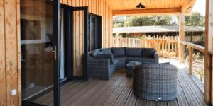 Hébergement_Zoo-boissiere du dorée_animaux_sauvage_terrasse_vue panoramique extérieure